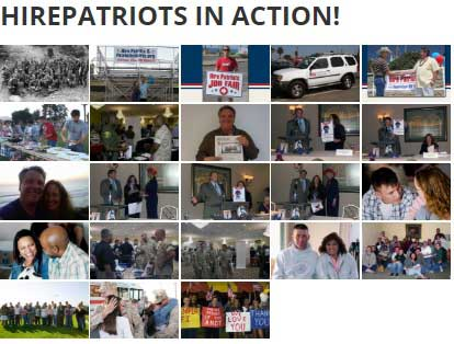 Hirepatriots In Action!