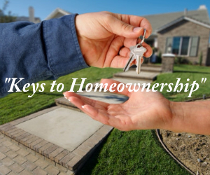 keys to homeownership