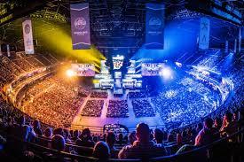 e-sports arena