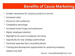 Higher Cause Marketing
