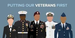veteran first