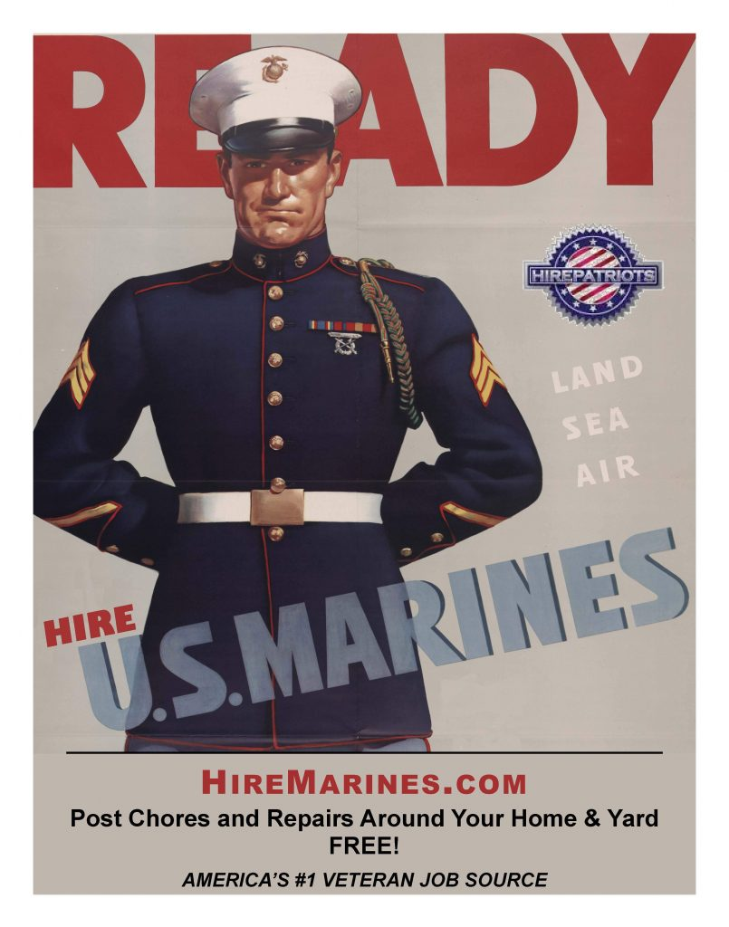 Marines Can Do the Job!