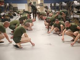 Military teaches How to Clean
